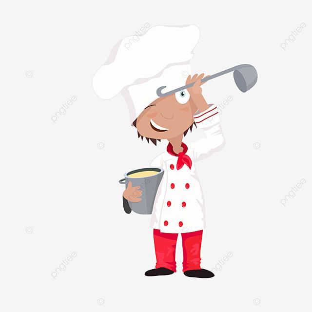 Le dessin de mat riau blanc cuisinier cuisinier r dacteur for Material para chef