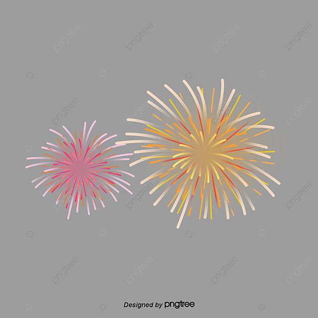 Fiesta De Fuegos Artificiales Celebracion Fuegos Artificiales Spark