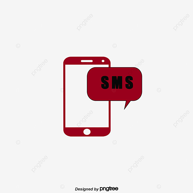 black and white mobile phone text message logo logo black and white