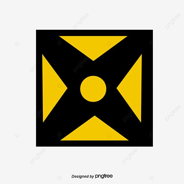 vector radioactive material vector material reflectivity logo png rh pngtree com logo radioactif png radioactif logo wallpaper