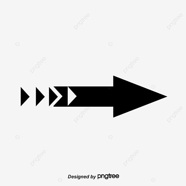 black vector arrows vector arrows vector lines line vector png rh pngtree com vector arrows free download vector arrows circle