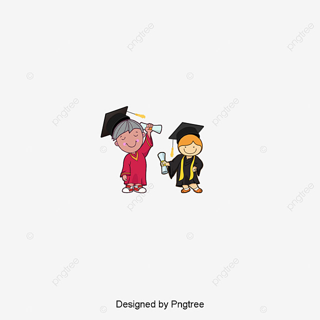 We Graduated, Graduation, The University, Life PNG And PSD ...