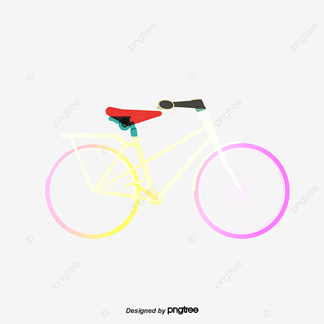 vector cartoon mountain bike vector cartoon bicycle png and rh pngtree com bike vector free bike vector free