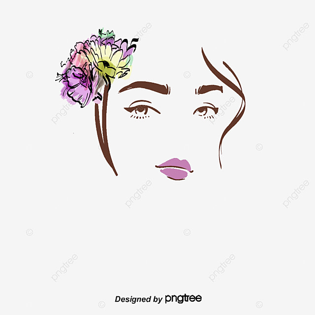 Woman vector art your