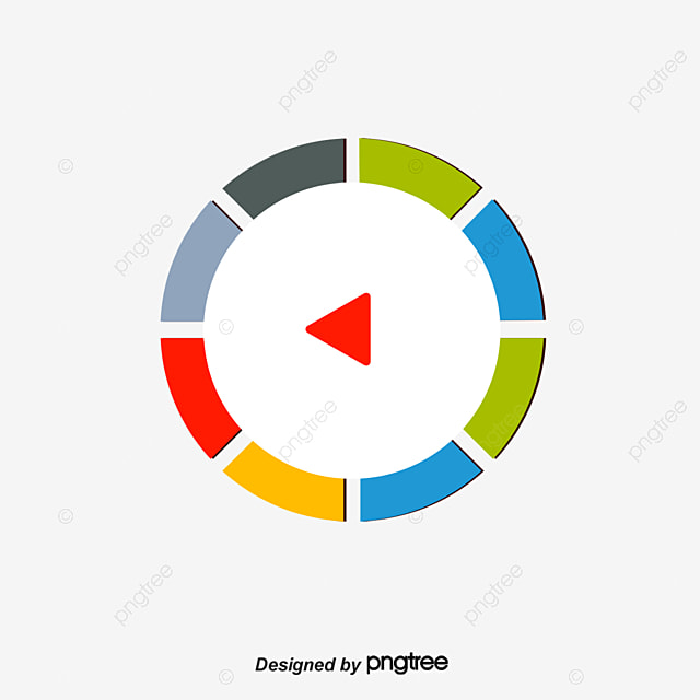 Video Player Png Vector Element Cartoon Put The Movie PNG
