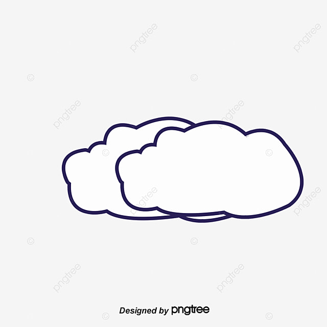 cartoon white clouds vector white clouds clouds cartoon
