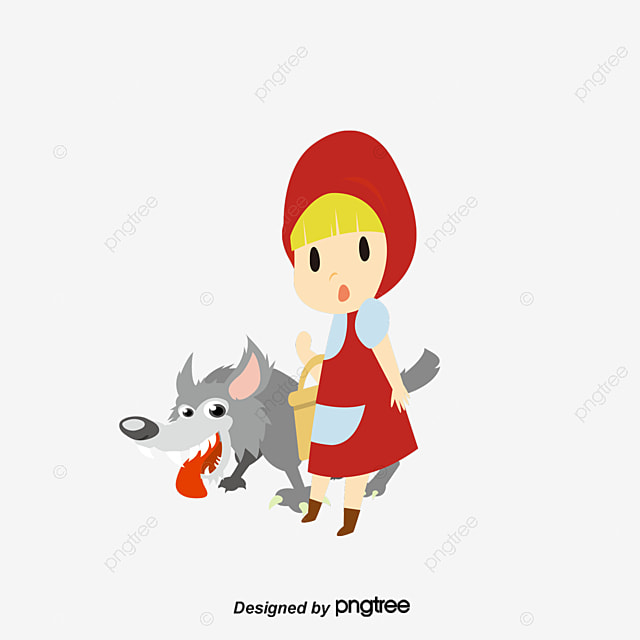 Caperucita Roja Y El Lobo Feroz, Little Red Riding Hood