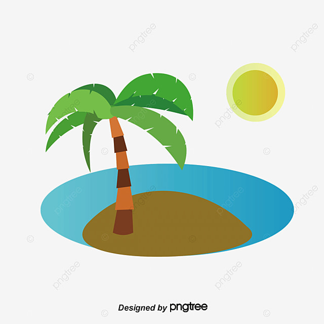 beach png vector element beach vector coconut tree sun png and rh pngtree com beach vector art free beach vector art free