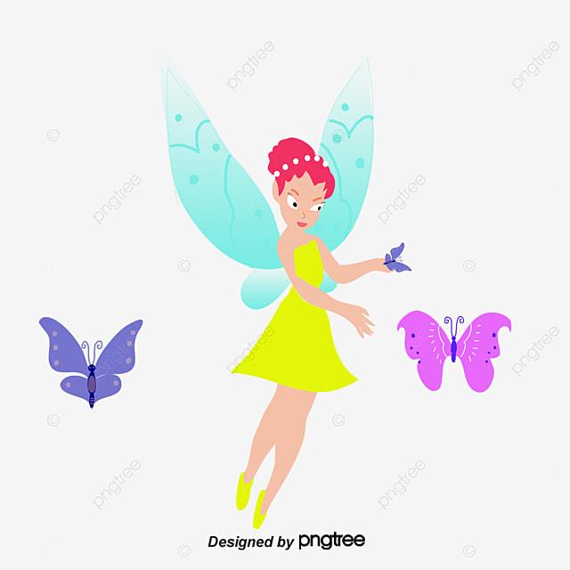 Vector pink dream butterfly around the flower fairy vector flower vector pink dream butterfly around the flower fairy vector flower fairy pink flower fairy mightylinksfo