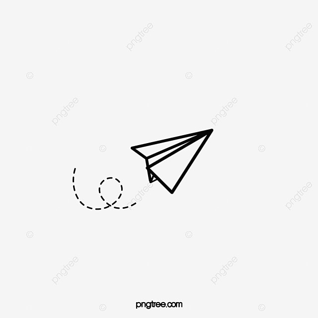Paper Plane Png Vector Psd And Clipart With Transparent