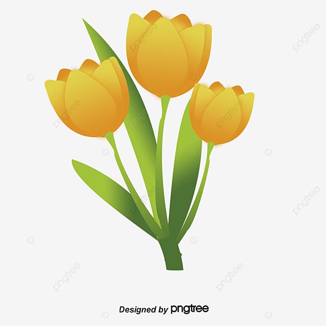 vector tulips 40 vector flowers tulip watercolor