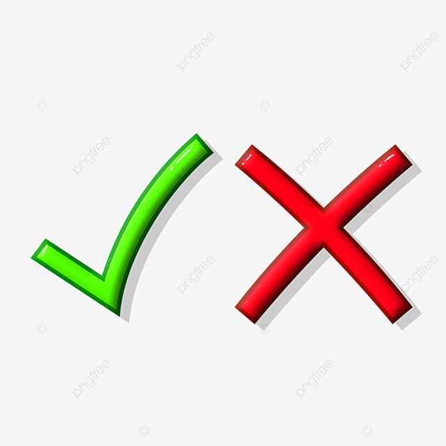 la coche verte et rouge une croix vert paire de crochets rouge image png pour le t l chargement. Black Bedroom Furniture Sets. Home Design Ideas