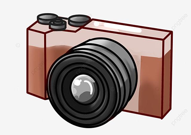 Famosos Câmera Livre No Desenho Criativo, Sketch, Creative, A Câmera PNG  AJ69