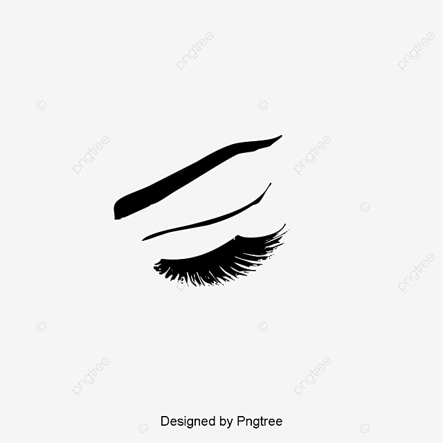 black simple eyes eyes clipart make up makeups png and