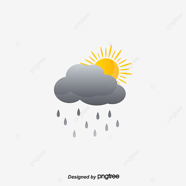 shower weather icon material icon vector weather icon