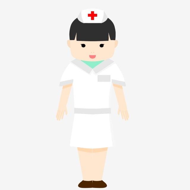 Sexy cartoon nurse