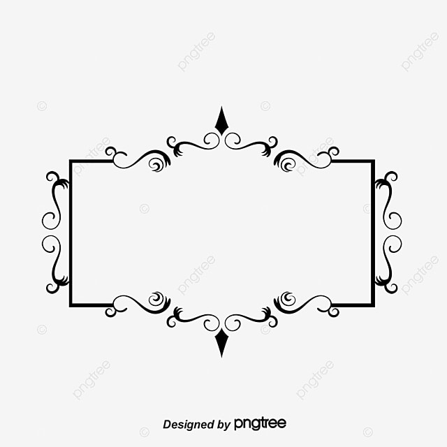 simple border border vector vector border cute border png and rh pngtree com vector borders and frames vector border art