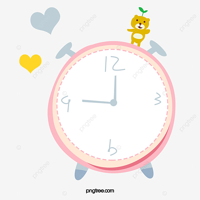 Alarm Clock Png, Vector, PSD, and Clipart With Transparent