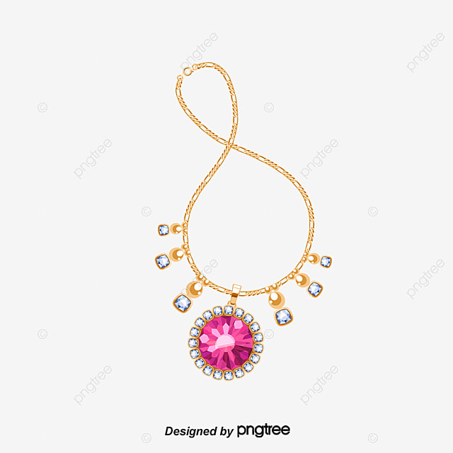 gold necklace gold necklace jewelry png and psd file