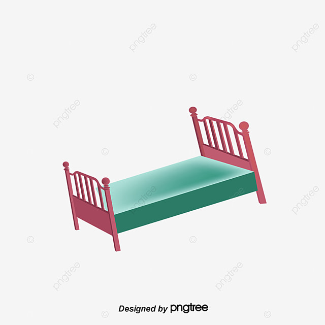 bed png. Bed Png Vector Element, Double Bed, Vector, Bed Sheets PNG And Vector