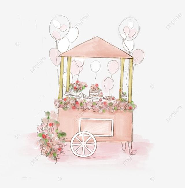 plein de fleurs de bicyclette en mati u00e8re de vecteur rose