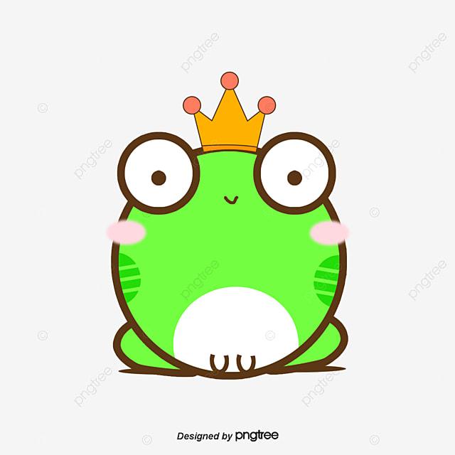 vector frog prince material vector material cartoon material frog rh pngtree com vector fogging equipment vectorfog c100