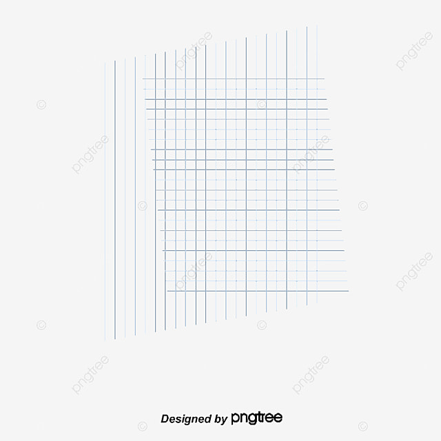 vector blue square grid lines perspective vector blue