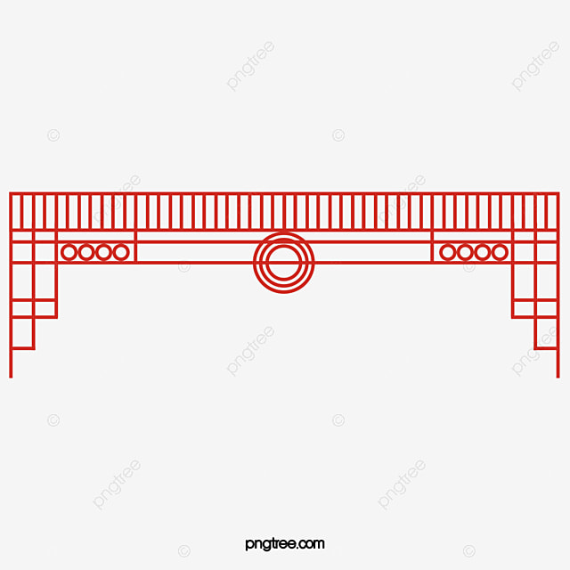 China Wind Wire Frame, Frame Clipart, Wireframe, Frame PNG Image and ...