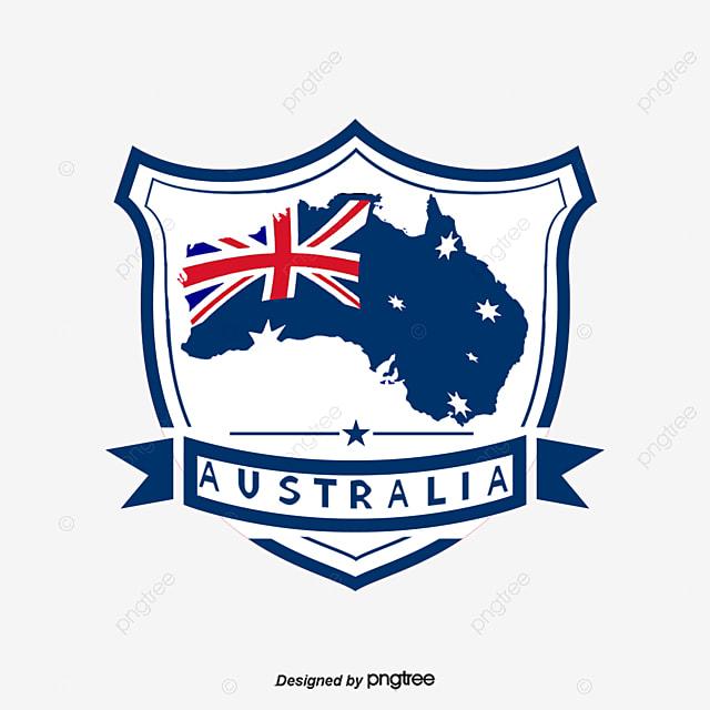 Australia Australia Clipart Map Of Australia Australian Flag Png