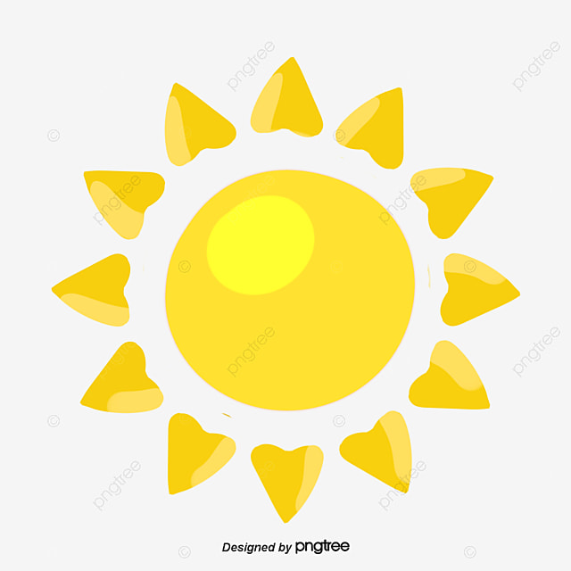sun png vector element sun vector sunlight cartoon png and vector rh pngtree com vector sunrise graphic sunburst vector graphic