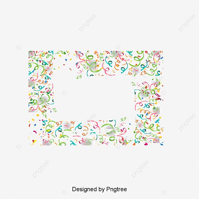 b6702b00538df Color Bandade Vector Material Decorativo Color Chip Ribbon ...