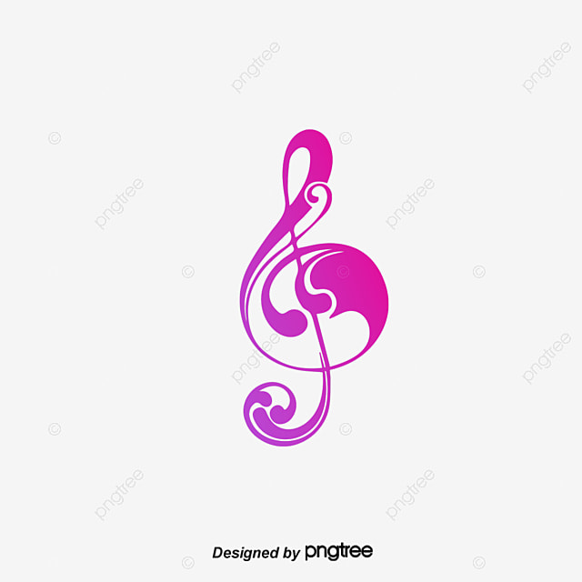 music note line symbol  music  musical note  winding curve music note vector free music note vector png
