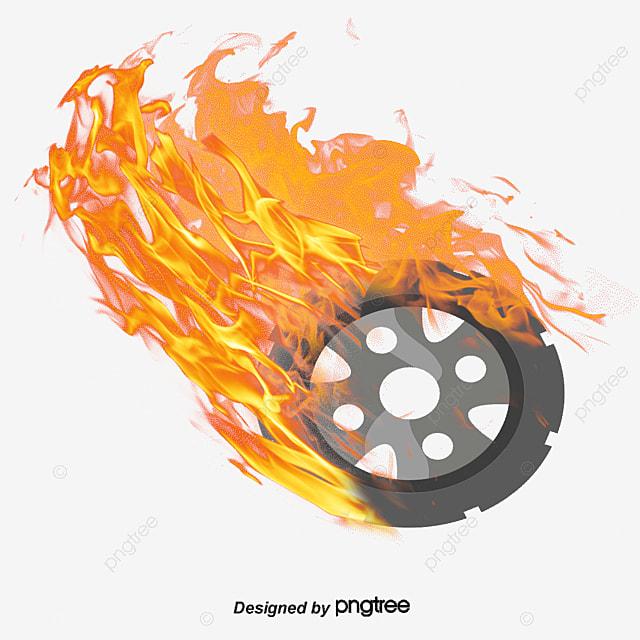 flaming hot wheels vector de material hot wheels o fogo