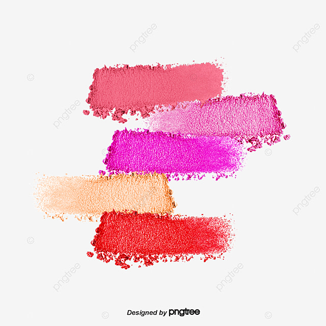 Makeup Powder Decoration Makeup Cosmetic Eye Shadow Png