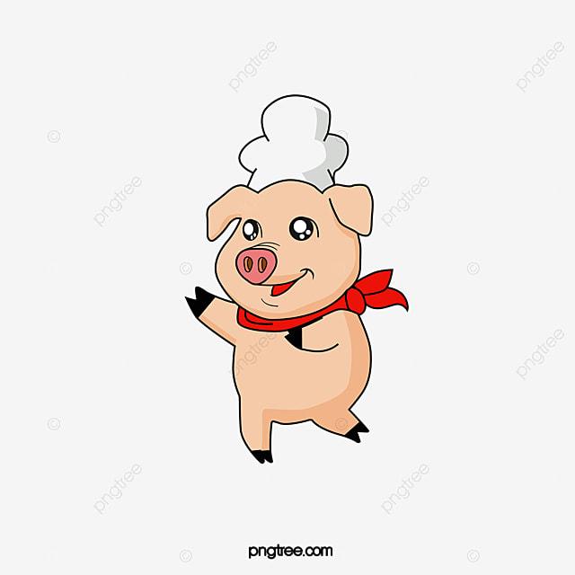 Gambar Babi Kecil Yang Lucu Vektor Comel Piggy Png Dan Vektor Untuk Muat Turun Percuma