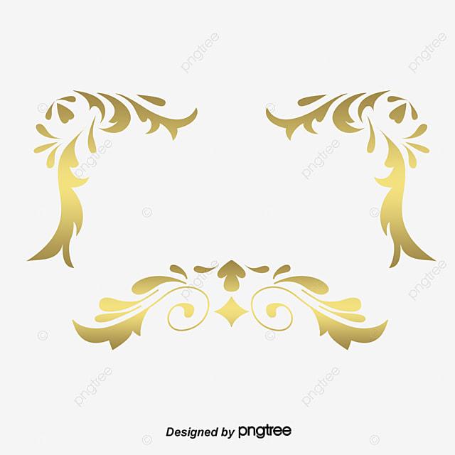 ebd46a7a0eb Fine Gold Border