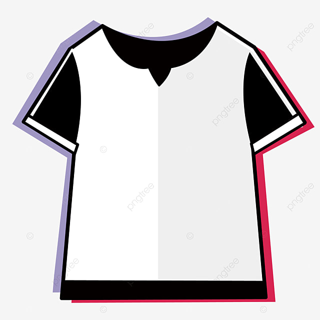 two white t shirts  clothes  clothing  t shirt png
