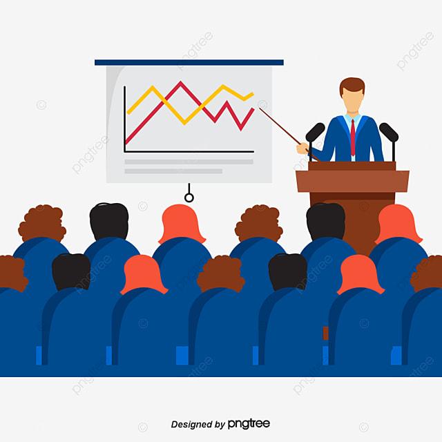 Company Presentation Vector Material Recruitment Season