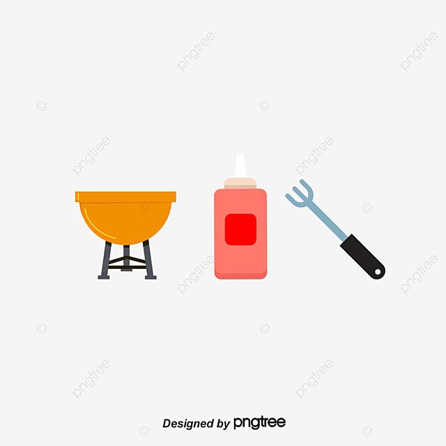Dessin Barbecue dessin de vecteur de barbecue crochet steak pan de fer png et