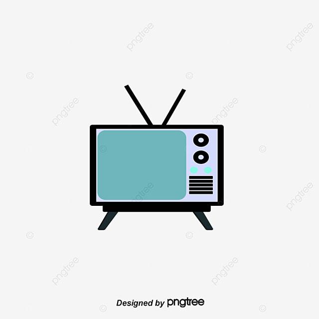 Retro tv vector | free download.
