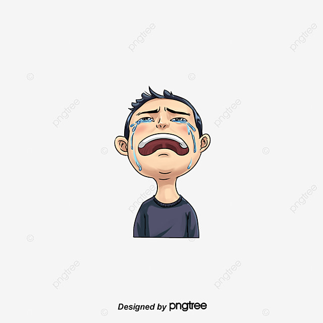 The child is crying cartoon crying face child sad png and psd the child is crying cartoon crying face child sad png and psd voltagebd Images