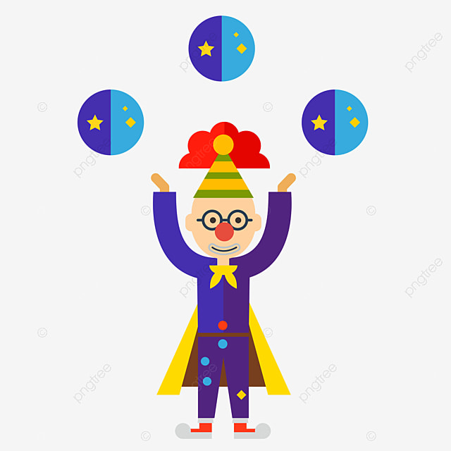 funny cartoon clown cartoon clown smiling face png image and rh pngtree com clown clipart image clown cliparts to colouer