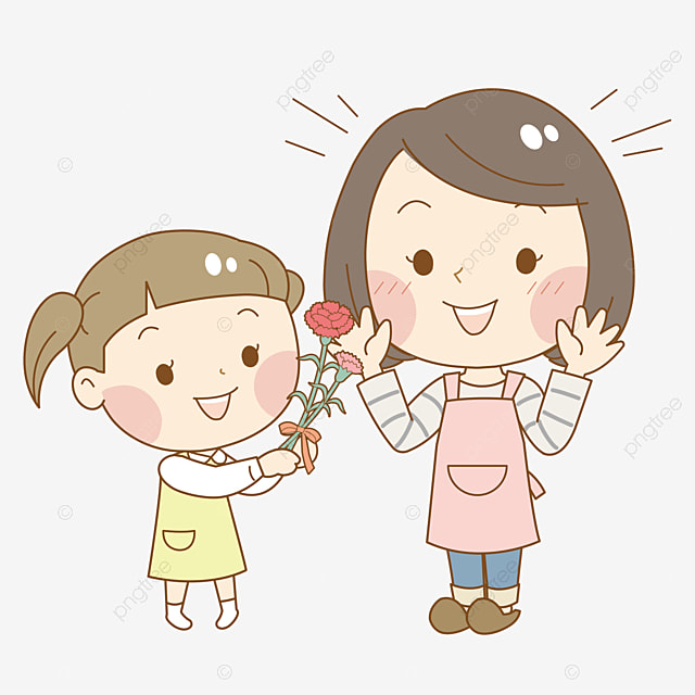 Happy Mothers Day Mother s Day Picture Leave The Material PNG Image and Clipart for
