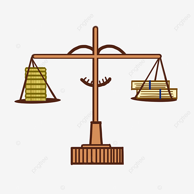 Represents The Law Of Fairness And Justice Balance