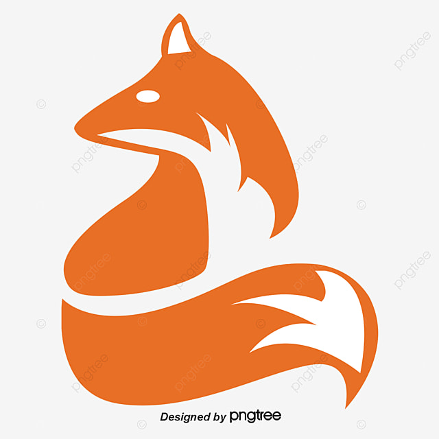 Fox Icon Design Fox Animal Icon Png And Vector For Free