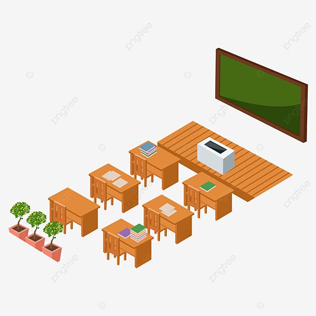 dessin de l  u00e9cole de classe salle de classe bocal  u00e0