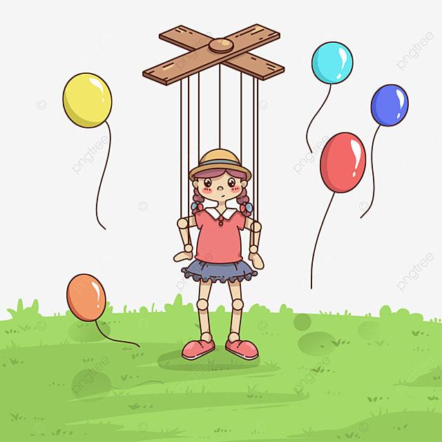 marionnette marionnette dessin conception fichier png et