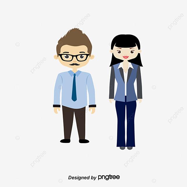 Vektor Telefon Komunikasi Antara Pria Dan Wanita Telefon Kartun