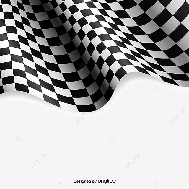 Blanco y negro bandera vector ribbon ribbon elegante for Papel pintado blanco y negro