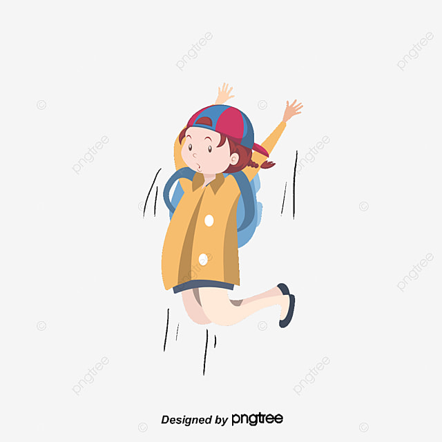 Jumping Boy Boy Happy Jump Png And Vector For Free Download